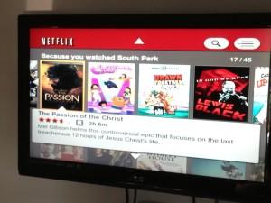 I wish my parents understood me the way you do Netflix