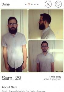 Beards are better.