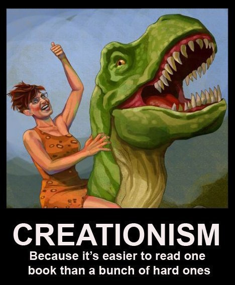 evolutions vs creationism