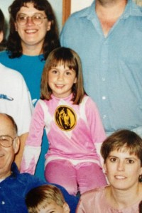 My entire family knew me as Kimberly Hart.