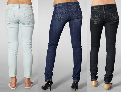 "Nothing says ""Make her sign a prenup"" quite like designer jeans."