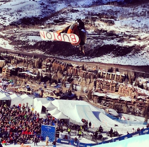 burton us open, vail, colorado
