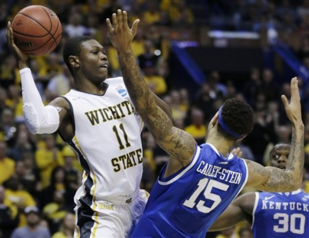Wichita State came up short, despite a gem of a game from Cleanthony Early.