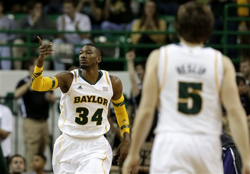 Cory Jefferson and the Baylor Bears ain't done yet.