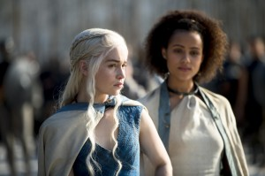 Emilia-Clarke-as-Daenerys-Targaryen-Nathalie-Emmanuel-as-Missandei_photo-Macall-B.Polay_HBO