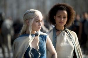 Emilia-Clarke-as-Daenerys-Targaryen-Nathalie-Emmanuel-as-Missandei_photo-Macall-B.Polay_HBO