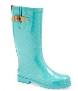 Chooka 'Classic Dot' Rain Boots $65.00