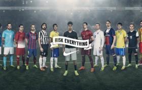 Nike's Ad Game on Lock