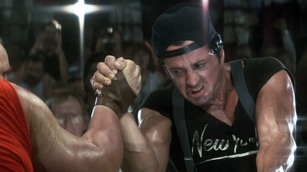 Stallone v. Sweaty Buff Trucker.