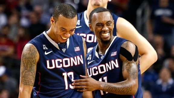 Shabazz Napier and Ryan Boatright constitute arguably the best backcourt in America.