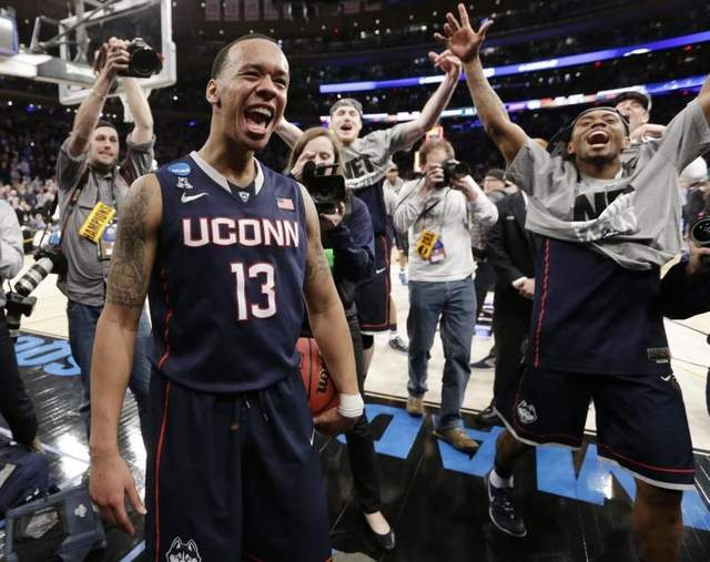Shabazz Napier is ready for a few more shining moments.