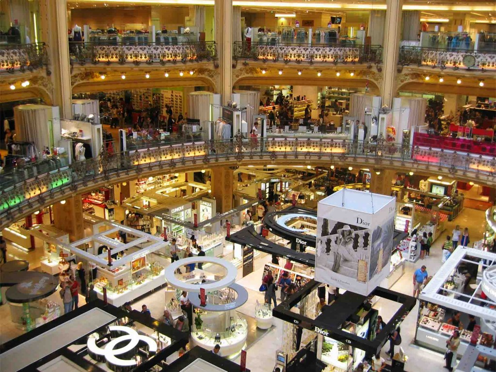 Lafayette online shopping