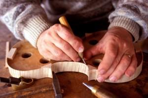 violin crafting