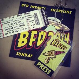 BFD press