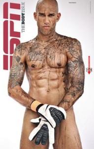 Howard ESPN Body Issue