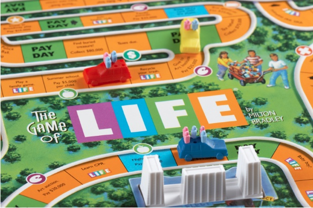 Life Game Board Spaces Writtalin Board Games ...