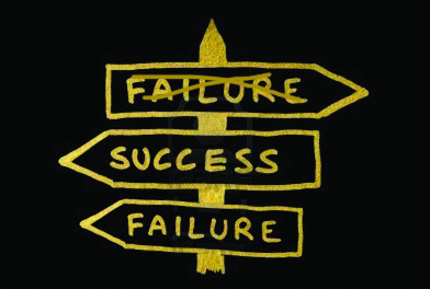 5 Ways Failure Can Lead to Success