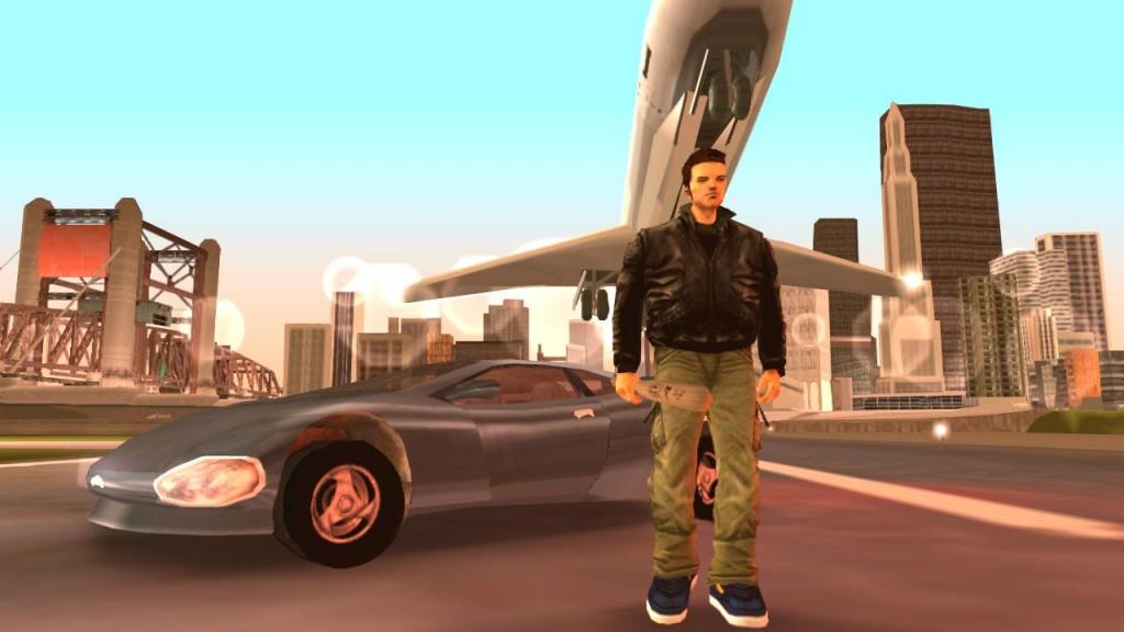 Claude from GTA3