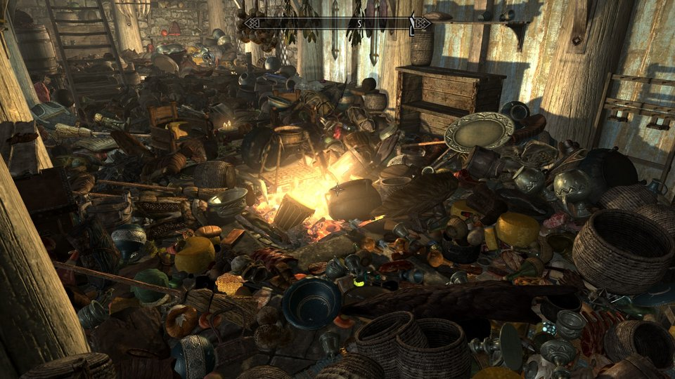Hoarded Pots and Pans