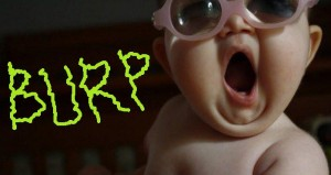 burp baby burp