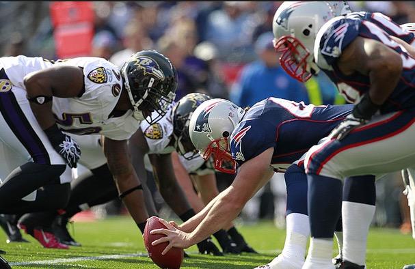 Patriots Ravens Divisional
