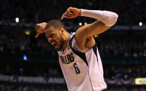 Dallas Mavericks Center Tyson Chandler
