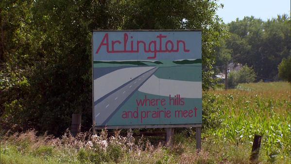 7 arlington sign