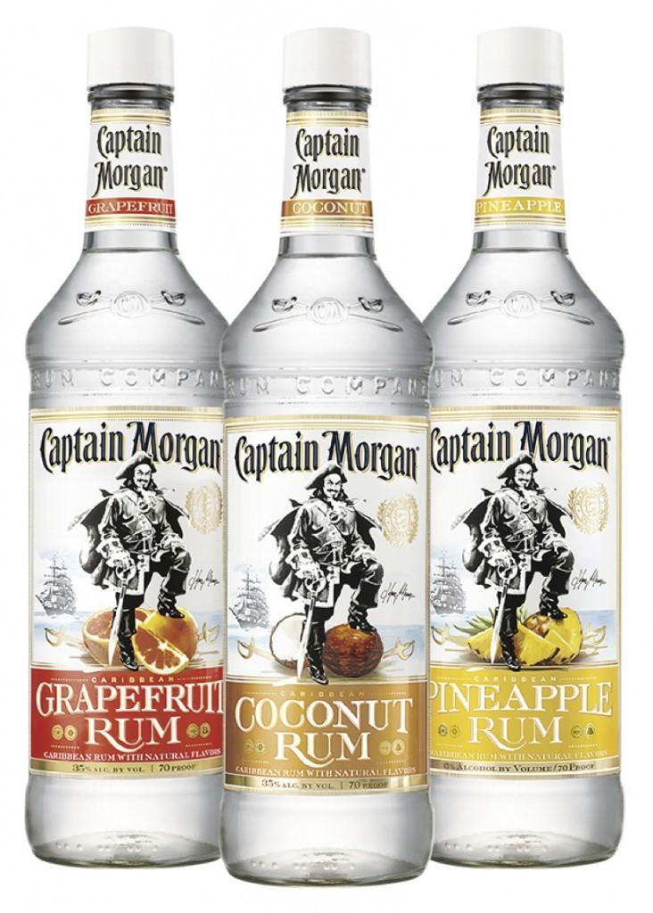 captain-morgan-flavored-rum