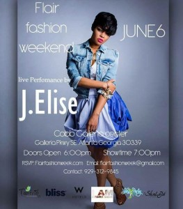 jelise flyer