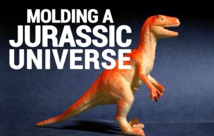 Molding a Jurassic Universe