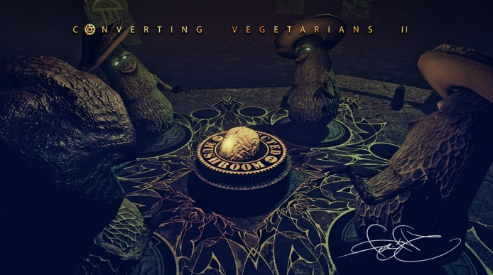 Converting Vegetarians 2 from Infected Mushroom is available now!