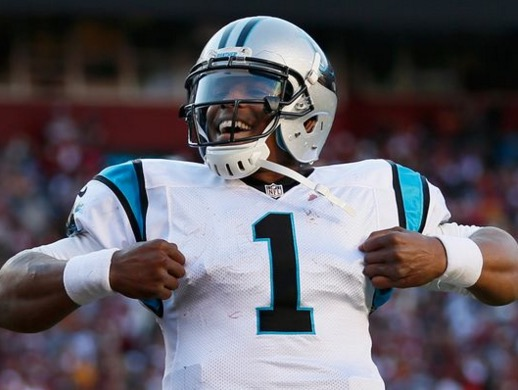 Cam Newton has truly played like Superman this season.
