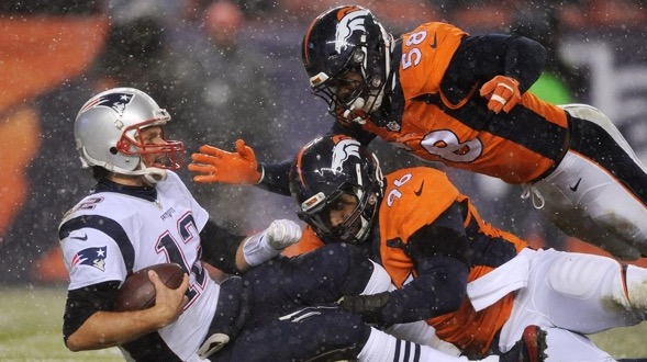 Can the Broncos defense decide another game?