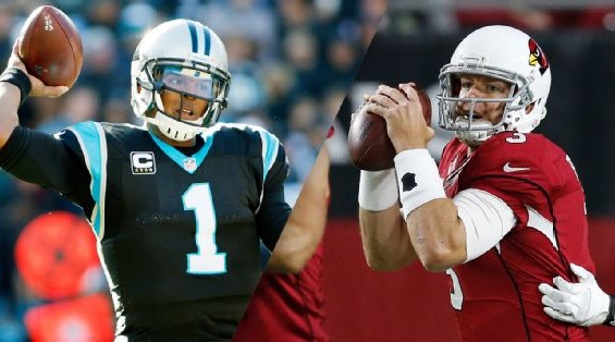 Cam Newton and Carson Palmer have both been spectacular this season.