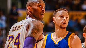 Kobe and Steph