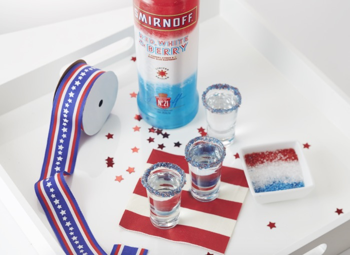 Smirnoff Red White Berry