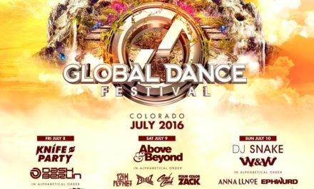global dance festival 2016