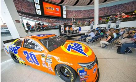 tide ride NASCAR