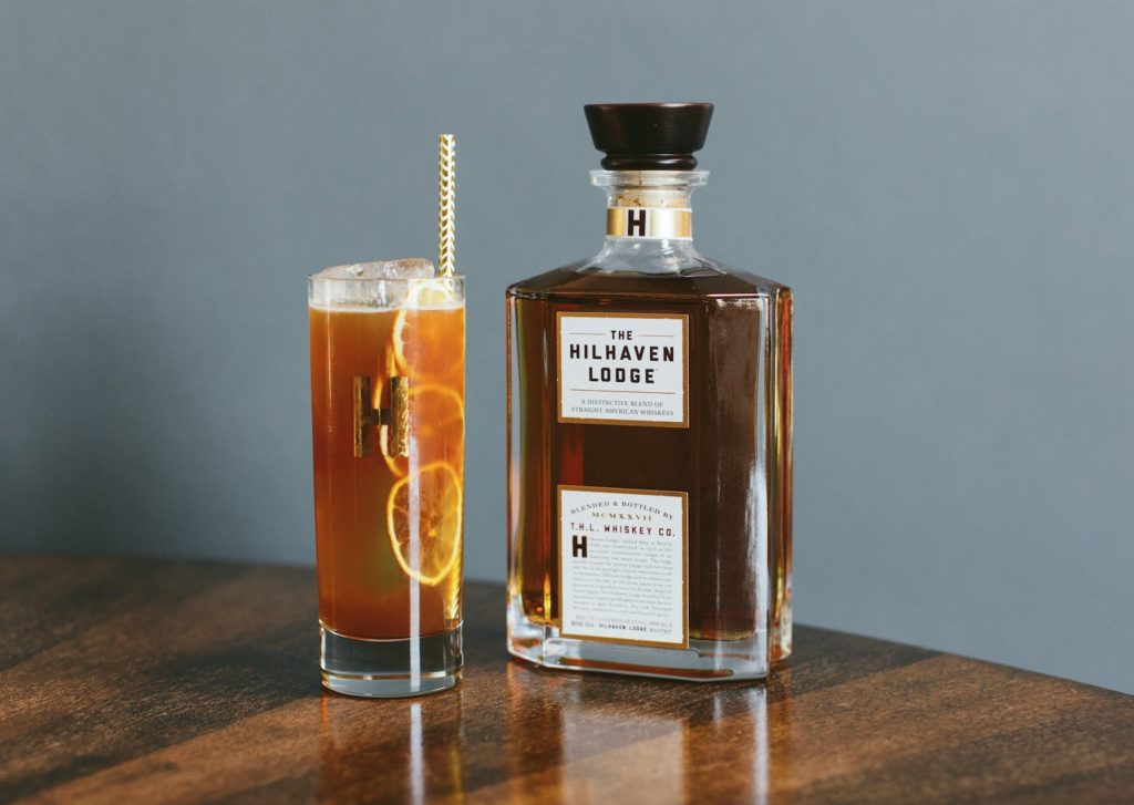the hilhaven lodge cocktail