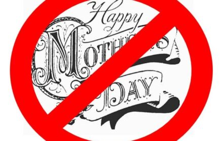 not mother's day