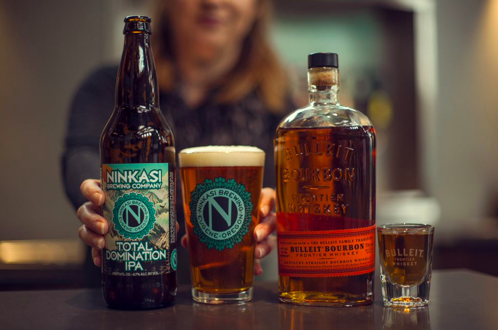 Ninkasi Bulleit Bourbon