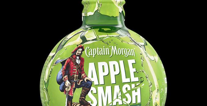 captain morgan apple smash