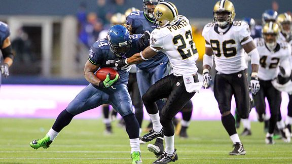 Will we see Marshawn Lynch destroy the Saints yet again?