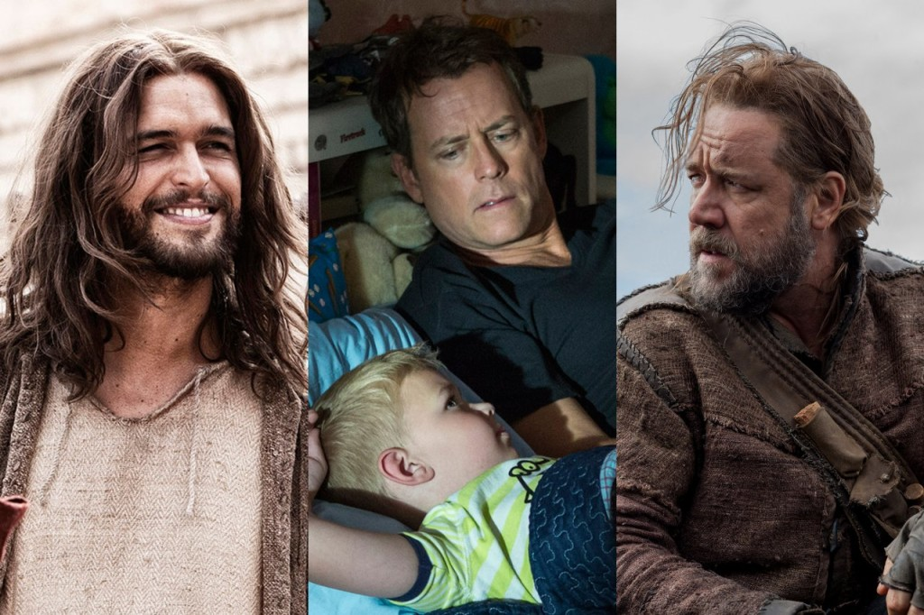 2014 will be a year of biblical cinematic proportions.