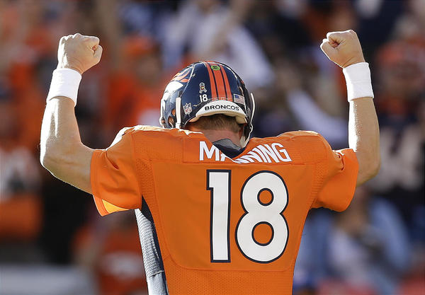 You heard it here: Peyton and the Broncos are heading to New Jersey.