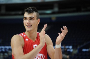 Dario Saric, power forward, Croatia