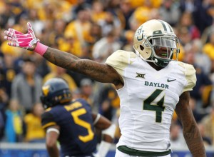 Xavien Howard, Baylor Cornerback
