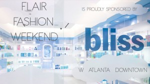 bliss spa flyer