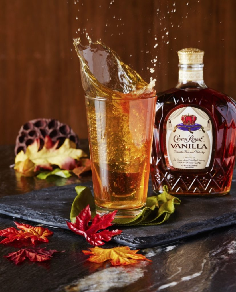 crown royal vanilla pumpkin
