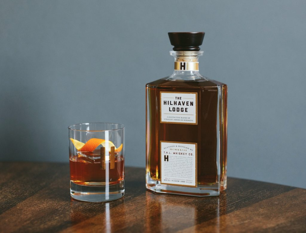 hilhaven lodge old fashioned